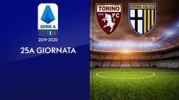 Torino - Parma. 25a g.
