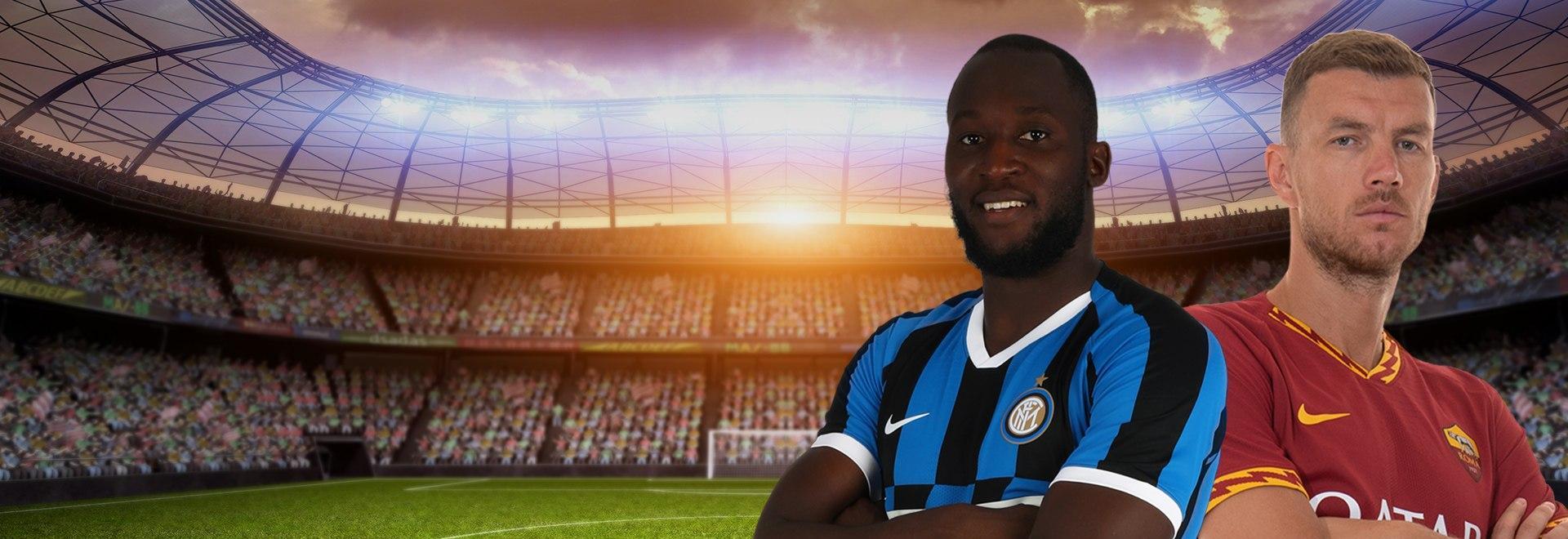 Inter - Roma. 15a g.