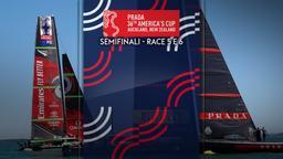Semifinale. Race 5 e 6