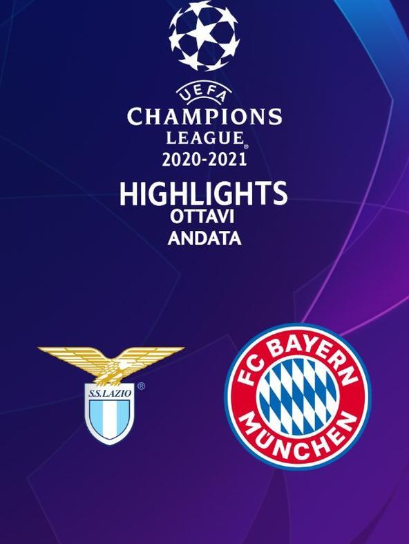 Lazio - Bayern Monaco. Ottavi Andata