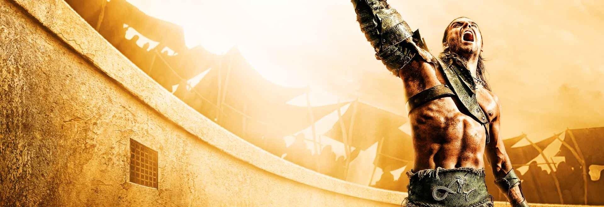 Spartacus - Gli dei dell'arena (v.i.)