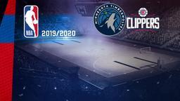 Minnesota - LA Clippers