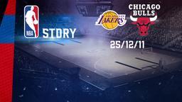 LA Lakers - Chicago 25/12/11