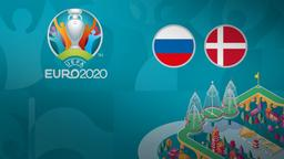 Russia - Danimarca. 3a g. Gruppo B