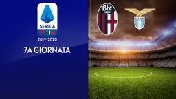 Bologna - Lazio. 7a g.