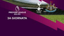 Tottenham - Newcastle. 3a g.