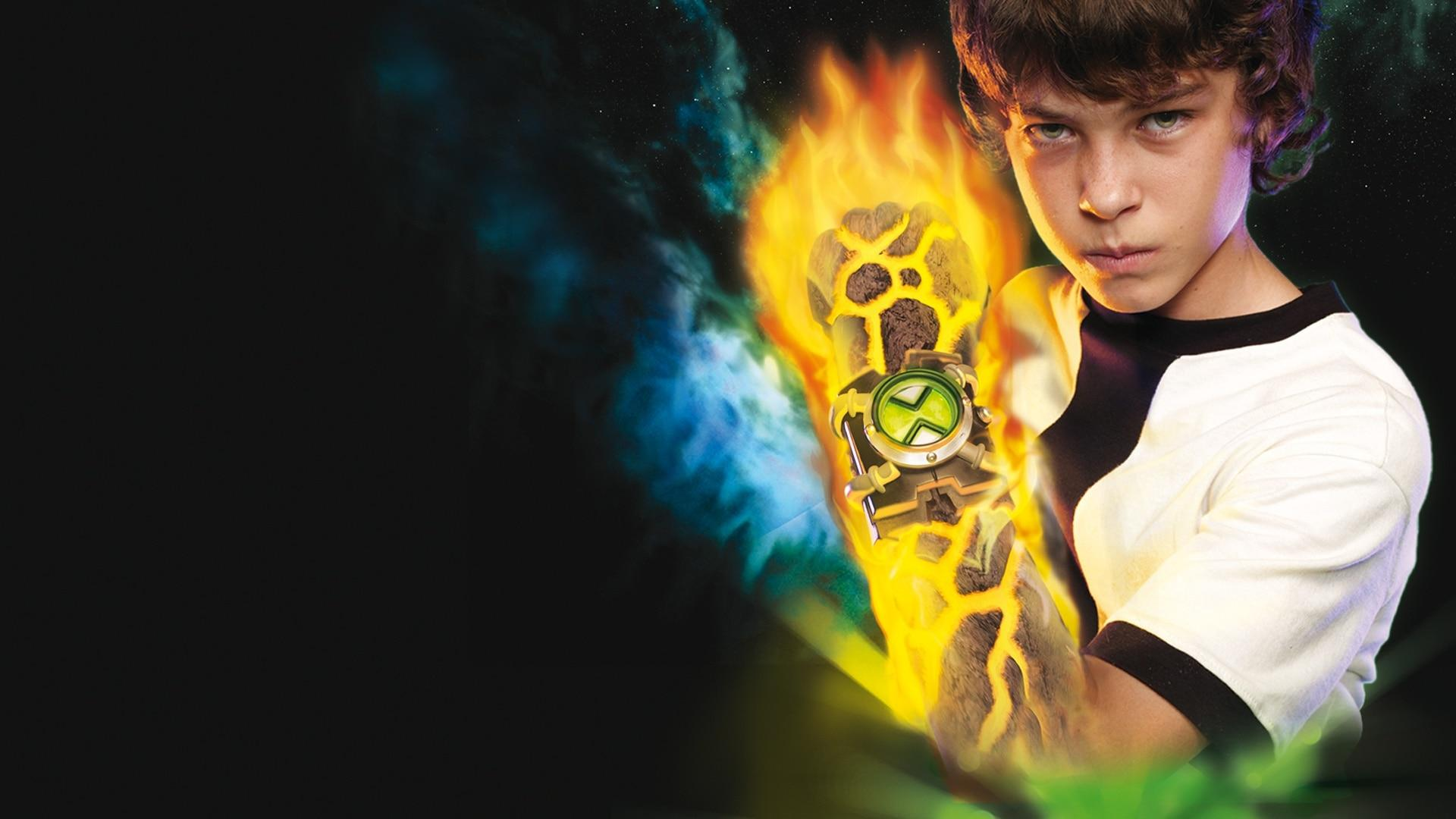 Boomerang Ben 10 - Corsa contro il tempo