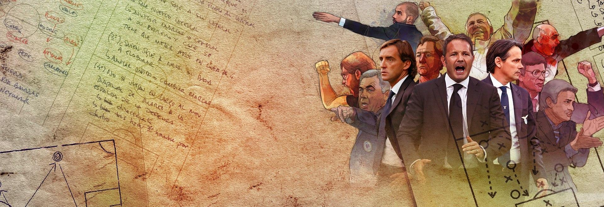 Gli allenatori si raccontano - Speciale Lazio