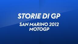 San Marino, Misano 2012. MotoGP