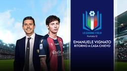 Emanuel Vignato, ritorno a casa Chievo
