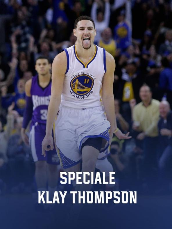 Speciale Klay Thompson