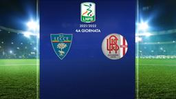 Lecce - Alessandria