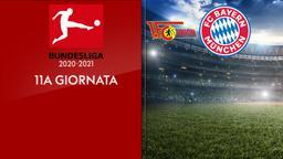 Union Berlino - Bayern Monaco. 11a g.