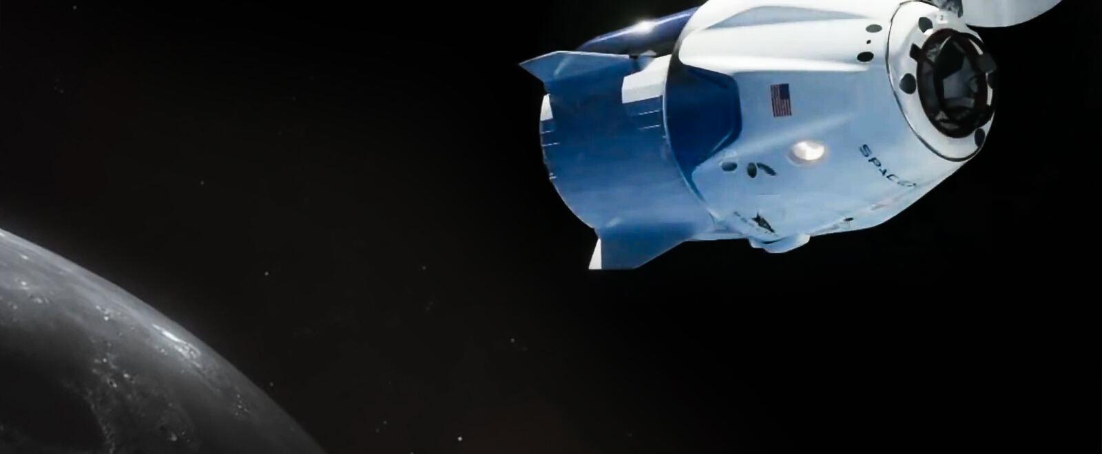 Diretta da Cape Canaveral - una nuova..