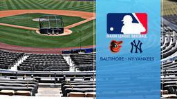 Baltimore - NY Yankees