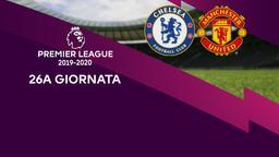 Chelsea - Man Utd. 26a g.