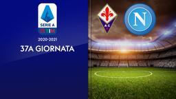 Fiorentina - Napoli. 37a g.