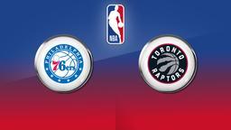 Philadelphia - Toronto. Playoff. Eastern Conference Semifinals. Gara 6