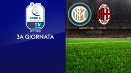 Inter - Milan. 3a g.
