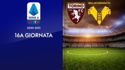 Torino - Verona. 16a g.