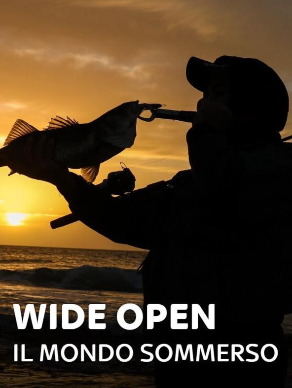 S1 Ep11 - Wide Open - Il mondo sommerso