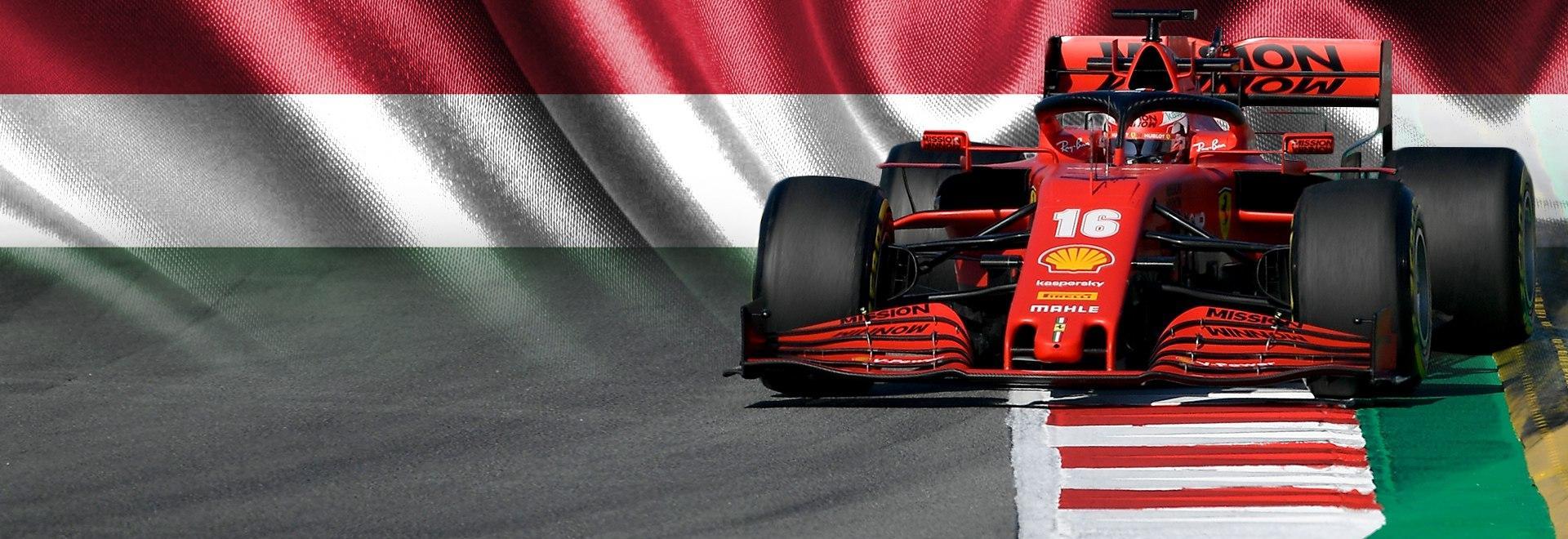 GP Ungheria. PL 1