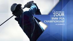 BMW PGA Championship. 1a g.