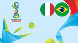 Italia - Brasile. 4° Quarto