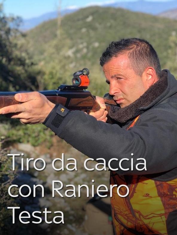 Tiro da caccia con Raniero Testa 1