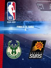 S2020 Ep345 - NBA: Milwaukee - Phoenix