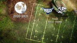 Bulls - Sharks. Finale