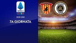 Benevento - Spezia. 7a g.