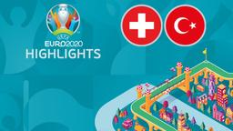 Svizzera - Turchia. 3a g. Gruppo A