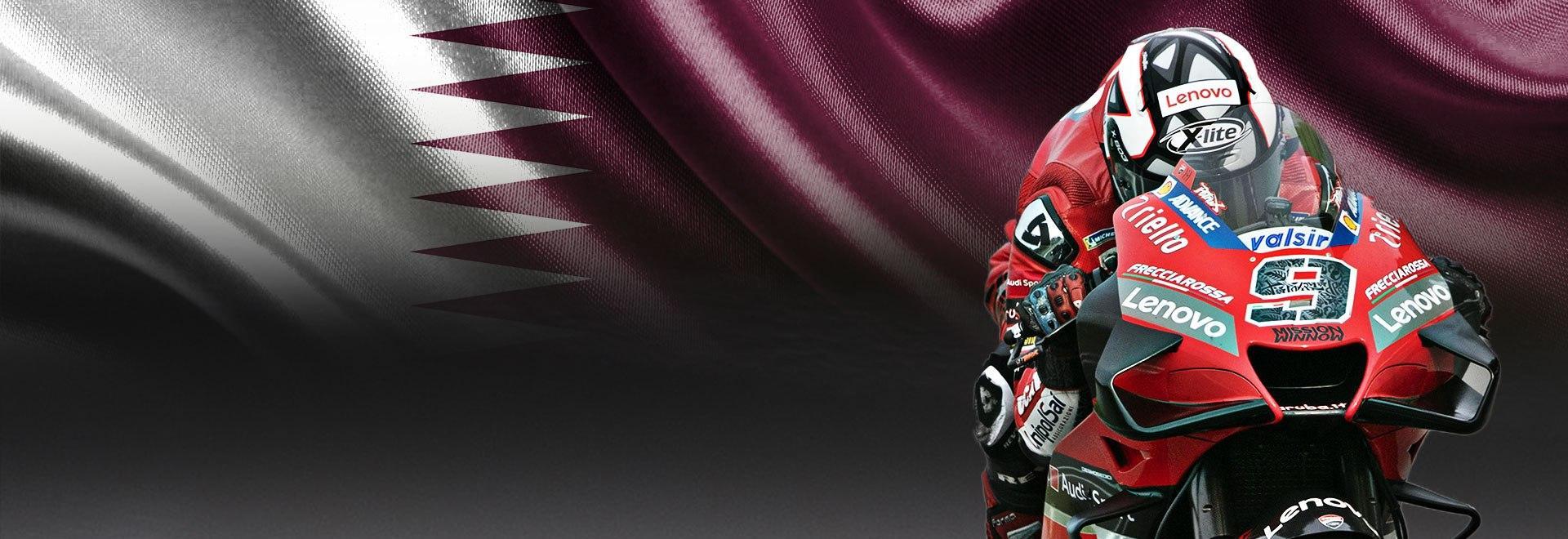 GP Qatar. PL4