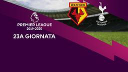 Watford - Tottenham. 23a g.