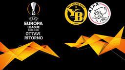 Young Boys - Ajax. Ottavi Ritorno
