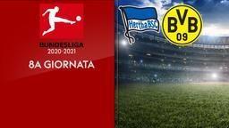 Hertha B. - Borussia Dortmund. 8a g.