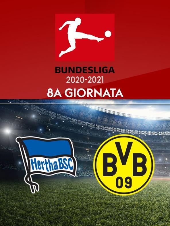 Hertha B. - Borussia