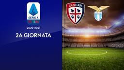 Cagliari - Lazio. 2a g.