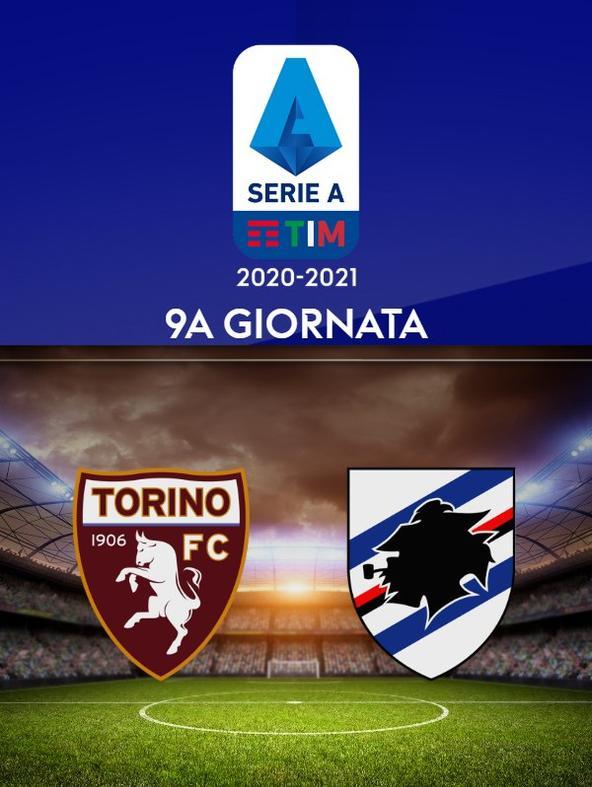 Torino - Sampdoria. 9a g.