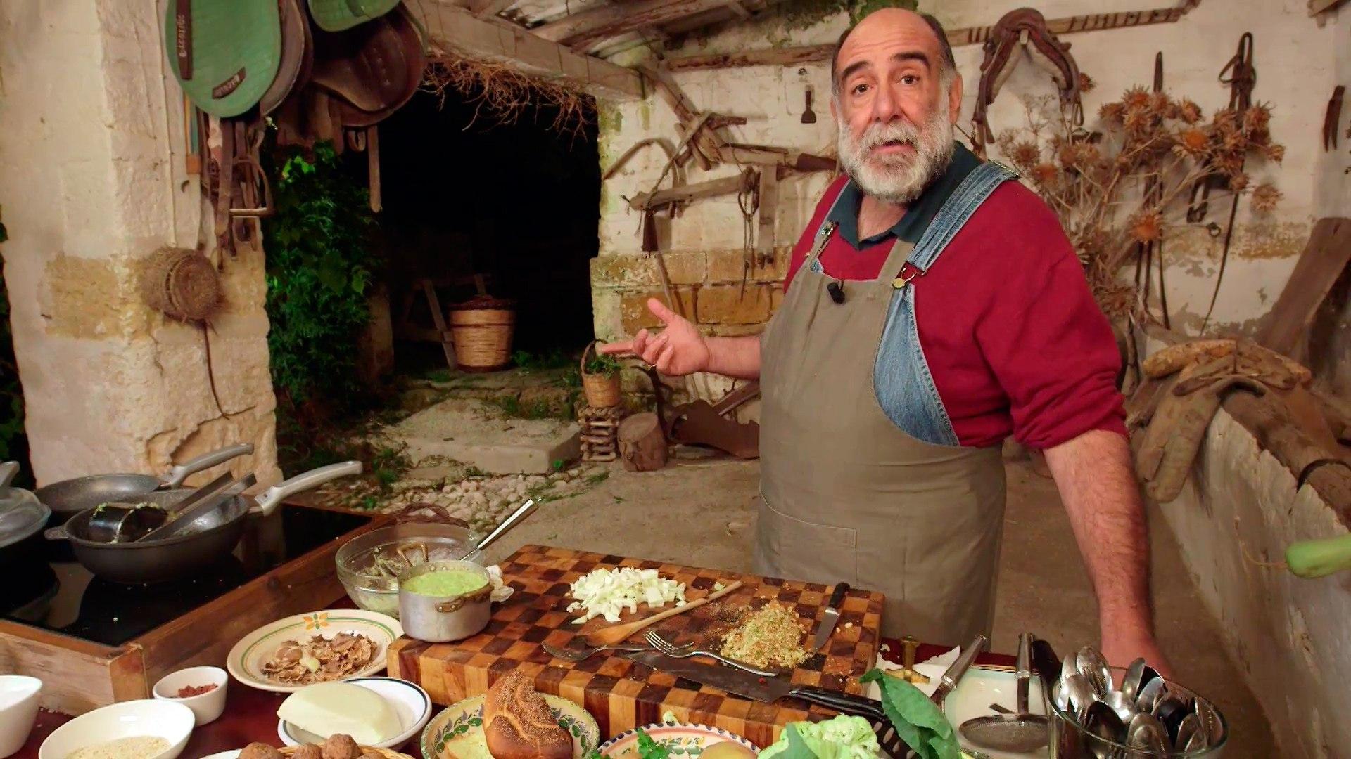 Gambero Rosso HD Giorgione: orto e cucina