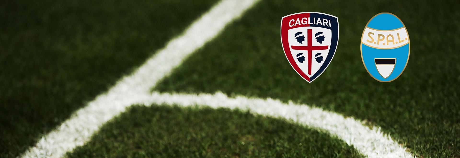 Cagliari - Spal. 8a g.