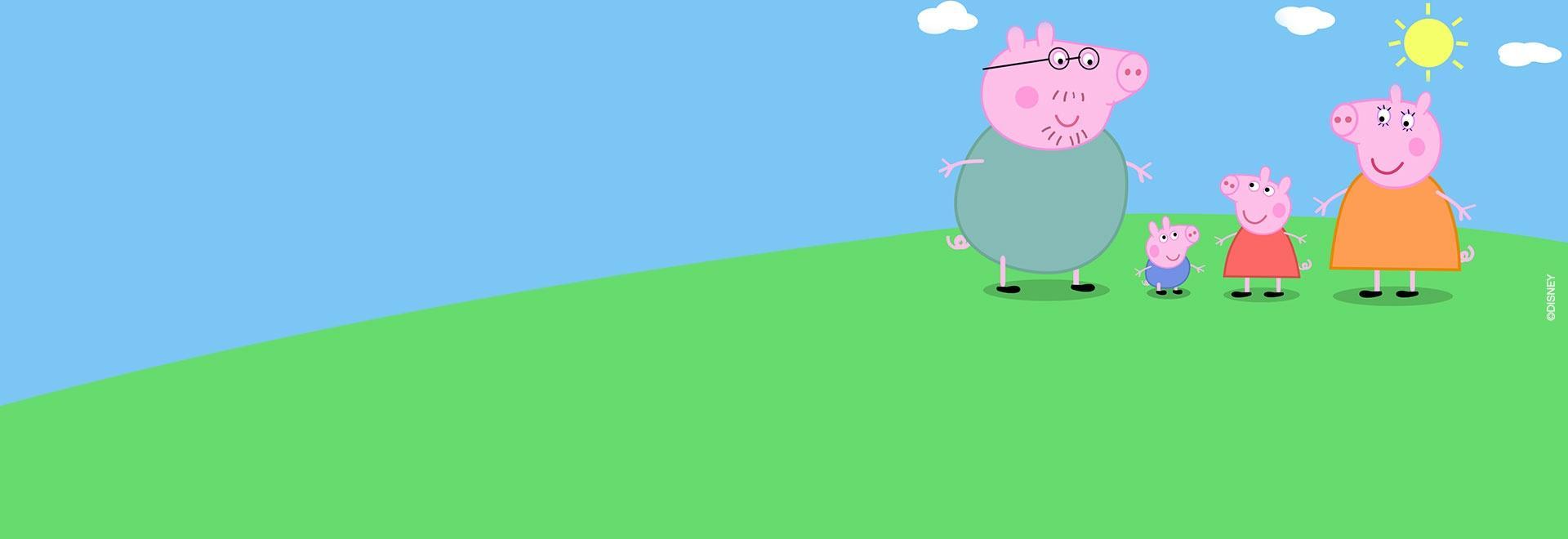 Gli aeroplanini di nonno Pig