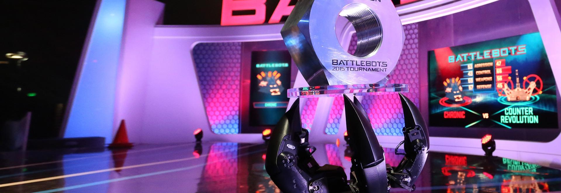 Battlebots: botte da robot