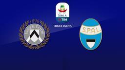 Udinese - Spal