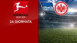Hertha B. - Eintracht F. 2a g.