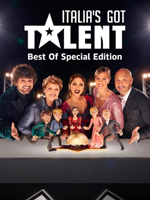 Italia's Got Talent - Best of Special Edition