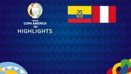 Ecuador - Perù