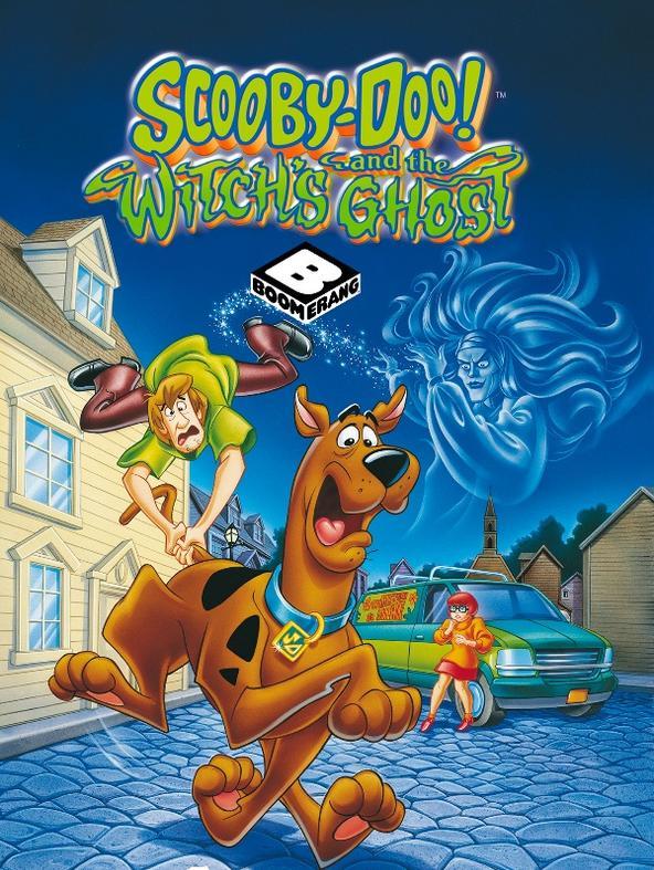 Scooby-Doo e il fantasma della strega