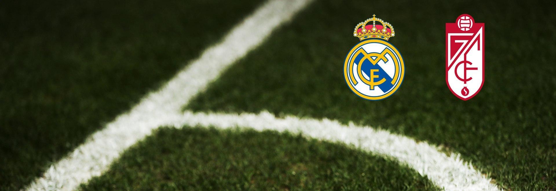 Real Madrid - Granada. 15a g.